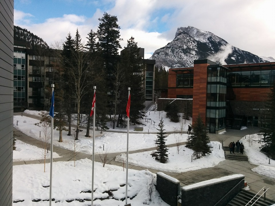 QIP 2016 Venue in Banff